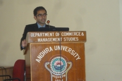 Andhra University - Dr. Edmond - Disaster Management