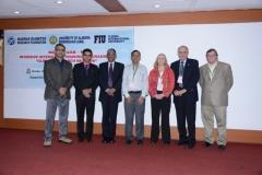 Dr V Mohan and Edmond Fernandes