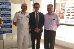DIG Suresh - Coast Guard and Dr Edmond Fernandes