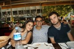 Dr Edmond Fernandes and Tugce Akarcay, Turkey