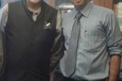 Dr.Shashi Tharoor and Dr Edmond Fernandes