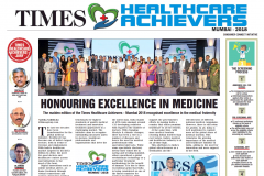 Times Healthcare Achievers Award