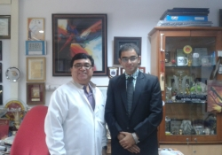 Maulana Azad Director with CHD Group CEO