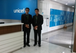 UNICEF India and CHD Group