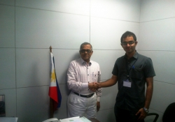 Vice Consul General of the Philippines in India