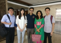Taiwan Delegates hosted by Team CHD Group