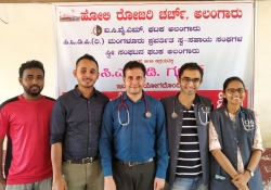 Doctors on a mission to heal the world !