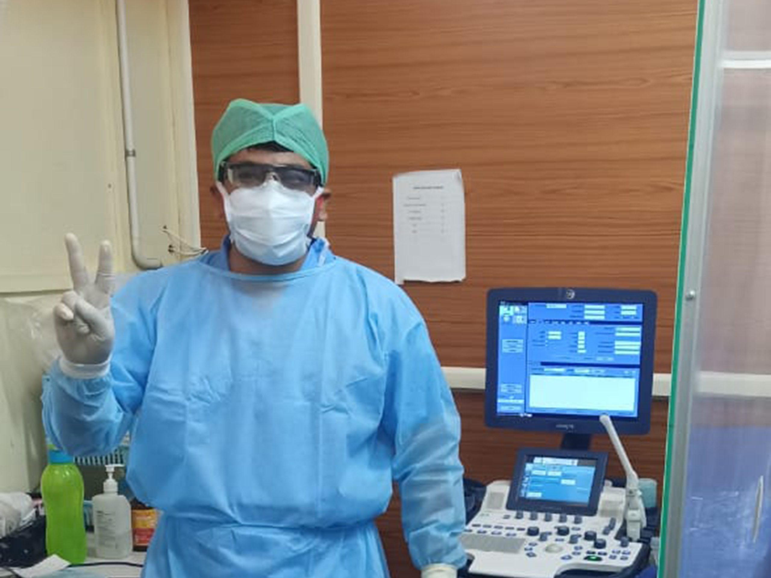 Why Radiologist Dr. Naveen from Bangalore is an icon for India