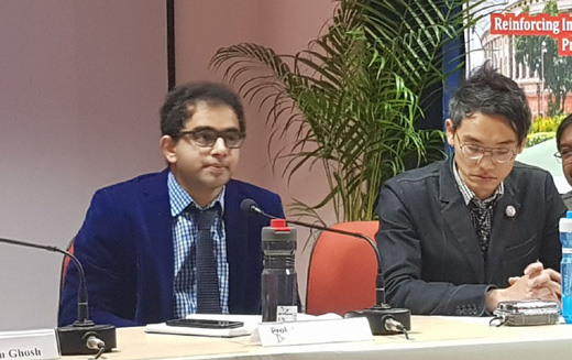 "Bring out ""White Paper on Disaster Management"" Says Dr. Edmond Fernandes at New Delhi"
