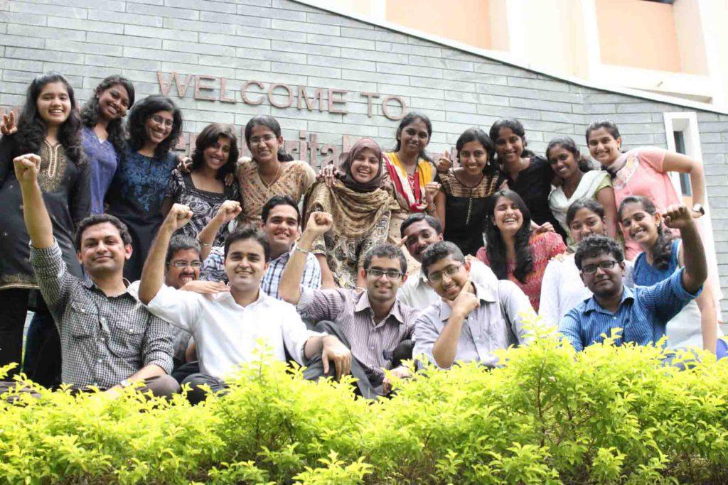 Fr Muller Editorial Team led by Dr. Edmond Fernandes