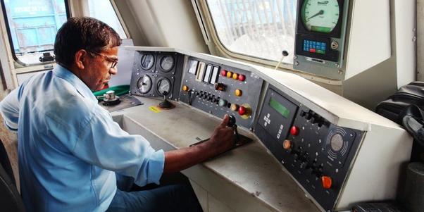 Train Driver - CHD Group India