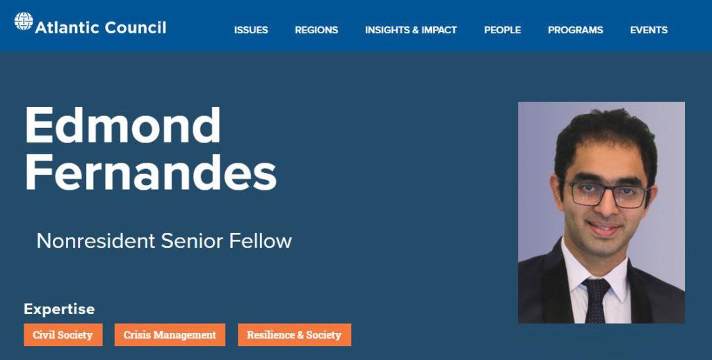 dr edmond fernandes appointed at athletics council