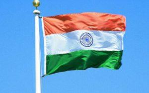 Indian Flag - Dr Edmond Fernandes